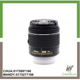USED NIKON LENS 18-55mm 1:3.5-5.6 G VR DX